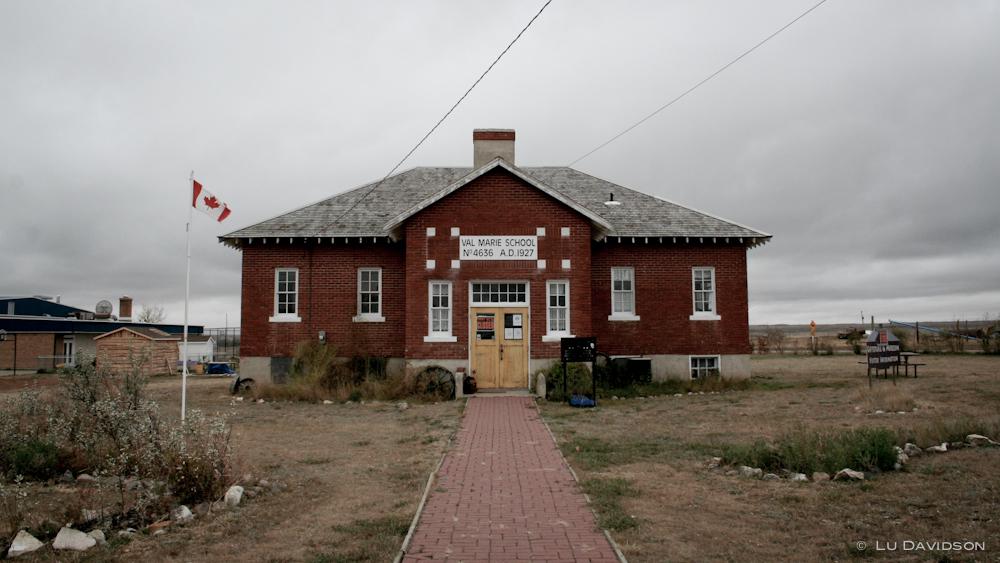 Val Marie School